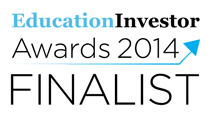 Education Investor awards 2014 Finalist